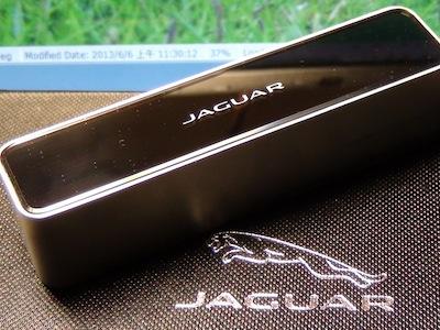 【得獎公佈】Jaguar 超細緻、鋁合金行動電源送給你,收藏、使用都行啊!