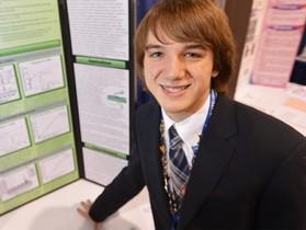 16歲少年發明 Tricorder ,只需15美元就能檢測癌症