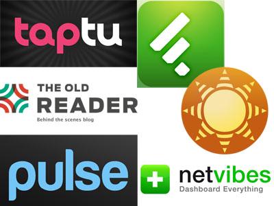 Google Reader 將在 7月1日關閉,推薦6個 RSS 閱讀器替代方案