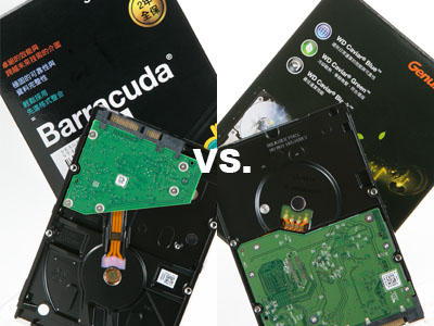 市場唯二 4TB 硬碟,Desktop HDD.15與 Black 性價比大對決