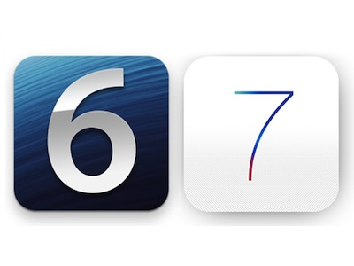 當 iOS 7 遇到 iOS 6、Android、Windows Phone 8