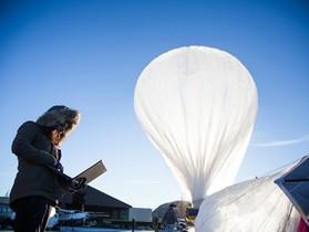 Google X 的大實驗,發射上千個氣球繞地球軌道一圈,提供網路