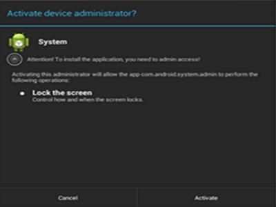 Android 安全危機!會隱形的木馬 ANDROIDOS_OBAD,如釘子戶不讓你移除