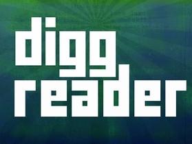 別了,Google Reader。歡迎,Digg Reader