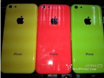 多種鮮豔色彩,低價版 iPhone 又有背殼新照