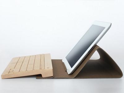 Orée Board:迷人的木製鍵盤