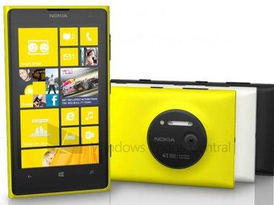 照相新旗艦,Nokia Lumia 1020 規格、外觀、實拍照片謠言大匯整