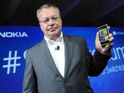 聽諾基亞 CEO 解釋為何 NOKIA 沒有選擇 Android