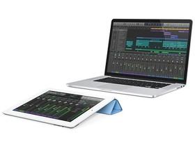 Apple 發佈新版專業音訊編輯軟體 Logic Pro X,加入虛擬鼓手功能,支援 iPad 操作