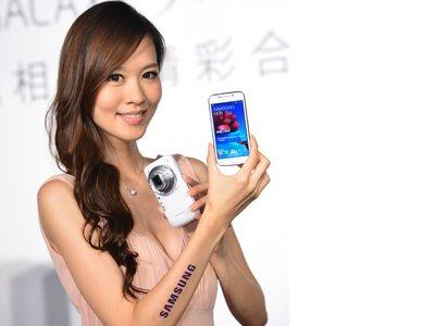 手機相機界線模糊化,Samsung Galaxy S4 Zoom 在台推出、售價 16,900 元