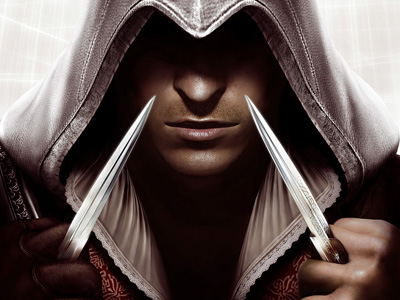 遊戲領域的名刺客 縱橫黑暗界的傳奇人物