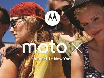 Moto X 將於 8 月 1 日正式發佈,手機外型、硬體配置、跑分數據提前曝光
