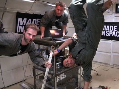 NASA 是 3D 列印的堅定支持者,明年還要把 3D 印表機送到太空站