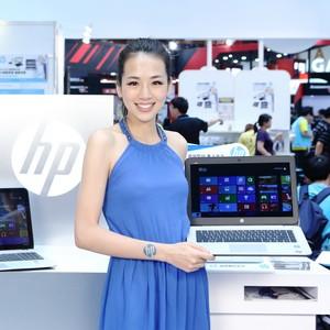 2013電腦應用展登場,HP新品優惠一次到齊 迎接觸控世代,Envy全系列筆電贈送500G硬碟 暢銷印表機現金折價,耗材加購再優惠,展場限定優惠就在HP!