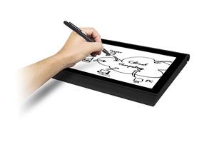 ViewSonic發表首款10.1吋電磁式手寫觸控顯示器PD1010 真實筆感取代手寫  自然精準極致體驗
