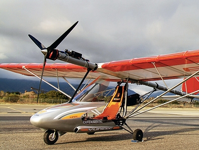 比電動汽車還便宜的私人電動飛機 eSpyder,每架約120萬台幣