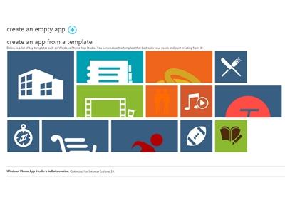 微軟發佈 Windows Phone App Studio,不會程式碼的人也可以寫出自己的 app | T客邦