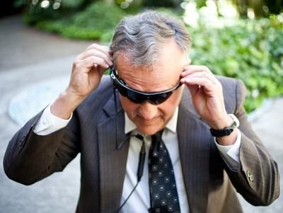 外置的雙眼:可穿戴式計算設備Argus,能幫助盲人恢復一定視力