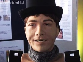 科學家用機器人表達黏菌的情緒,笑到讓你心裡發麻