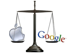 《Google 主義 vs Apple 主義》