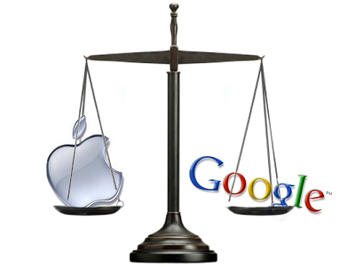 《Google 主義 vs Apple 主義》