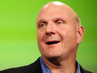 微軟 CEO 鮑爾默將在12個月內辭職