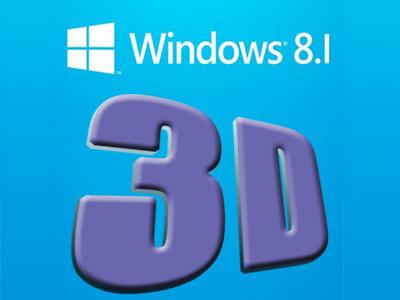 微軟這回好像做對事了!Windows 8.1  直接支援3D列印