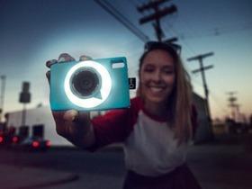 內建 3G 功能的超Q相機 theQ Camera,照片上傳隨心所欲