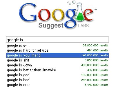 在 Google 接駁巴士上,凱文想出了「搜尋建議」的主意
