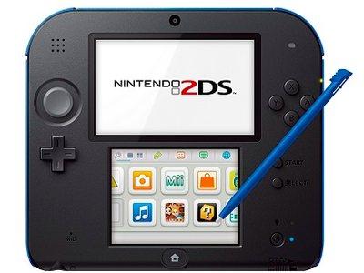 任天堂發表不能摺疊的 2DS 掌上型主機,取消 3D 功能,售價 129.99 美金