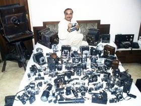 世界相機收藏王,4425 台破自己的金氏世界記錄