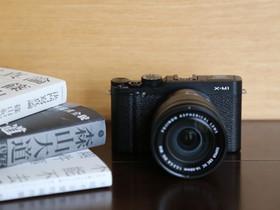 Fujifilm X-M1 評測:復古外型再瘦身、加入翻轉螢幕和 WiFi 的微單眼