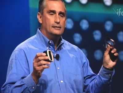 Intel IDF 首日:不止是行動裝置,還要做穿戴式裝置和物聯網處理器