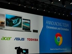 Google 新一代 Chromebook 和 Chromebox 將採用 Haswell 處理器,電池續航和機器性能分別有50%和15%的提升