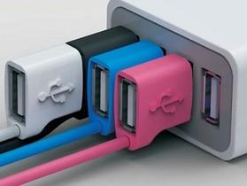 借用陌生設備幫充電手機也能被駭?不怕,請戴上 USB 介面的保險套