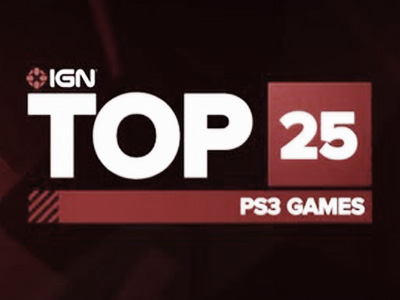 IGN的本世代25款PS3遊戲精選,各種強作齊聚一堂