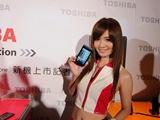 Toshiba TG01終於在台發表上市