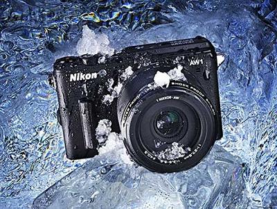 Nikon 1 AW1 高耐候潛水微單眼,輕鬆拍出海底世界