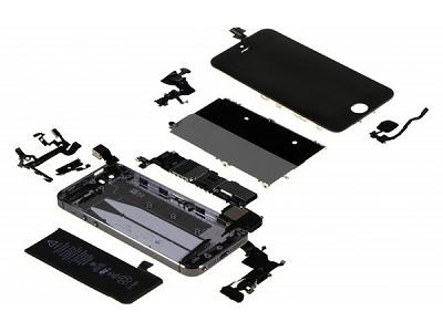 IHS 報告顯示,iPhone 5s 製造成本 199 美元
