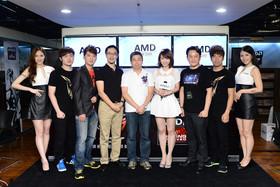 AMD打造電競經典 FX5.0體驗機震撼登場