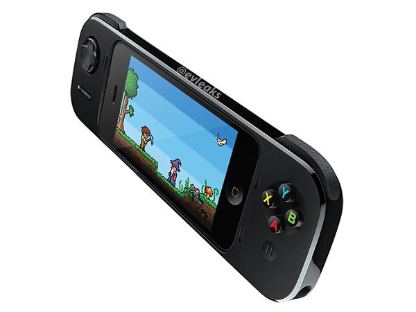加支遊戲手柄,羅技讓 iPhone 變掌上型遊戲機