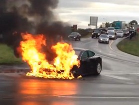 31秒的失火影片讓 Tesla蒸發了12.33億美元