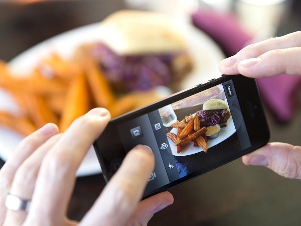 社群網路美食照看太多,恐怕真的會影響你的胃口