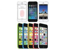 iPhone 5s 和 iPhone 5c 來了,台灣 10 月 25 日上市