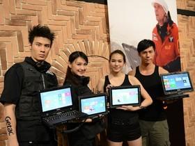 Getac 發表超堅固觸控筆電 V110、F110 平板電腦