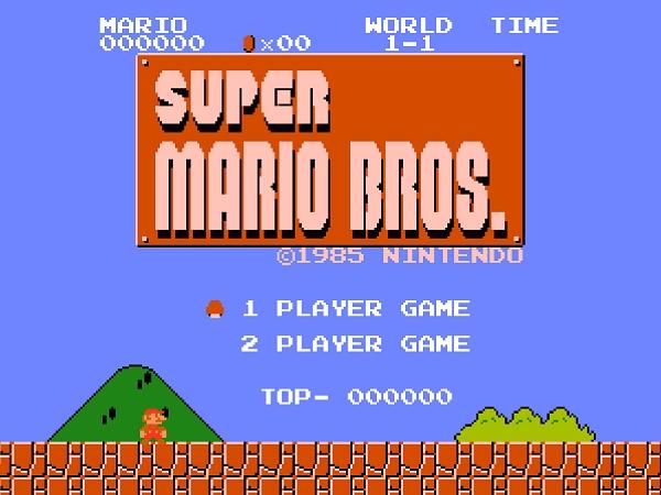 打開瀏覽器就能玩「超級瑪利」,還可以選關