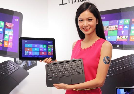 HP 打造「聰明工作 極羨享樂」新生活 Split13 x2 集效能、設計、娛樂於一身 跨界登場