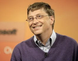 Bill Gates:治療瘧疾遠比推動網際網路發展更重要