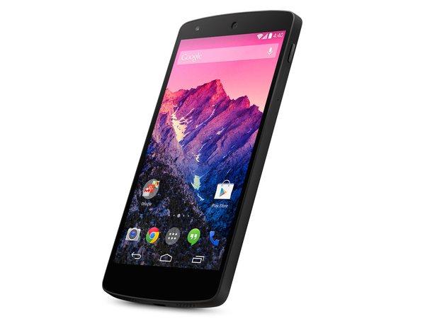 Nexus 5 16GB 無合約版價格曝光,Best Buy 售價 449 美元