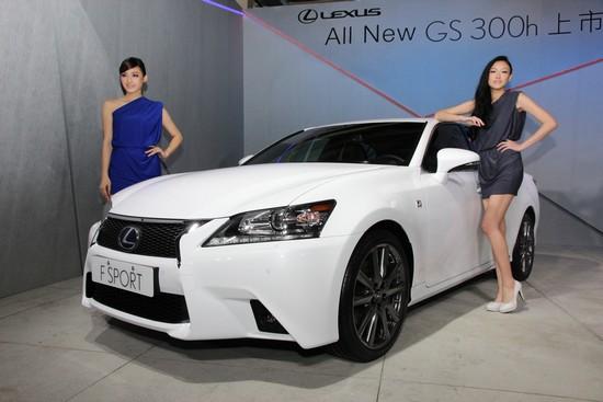 「鋒芒畢露」 全新LEXUS GS 300h全新上市